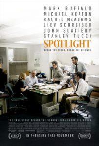 Spotlight หนังแต่แผ่วงการนักข่าว