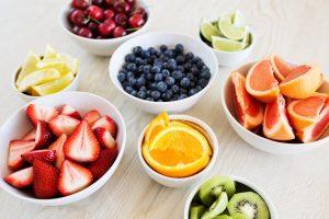 8 สุดยอดผลไม้เพื่อสุขภาพที่สูงขึ้น